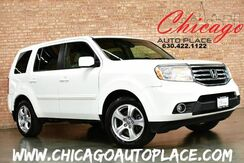 2013_Honda_Pilot_EX-L - 4WD GRAY LEATHER HEATED SEATS BACKUP CAMERA SUNROOF 3RD ROW SEATS POWER LIFTGATE_ Bensenville IL