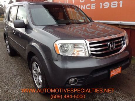 2013 Honda Pilot EX-L 4WD 5-Spd AT Spokane WA