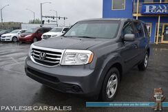 2013_Honda_Pilot_LX / Power Locks & Windows / Bluetooth / Back Up Camera / 3rd Row / Seats 8 / Cruise Control / Low Miles / 23 MPG_ Anchorage AK