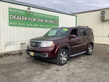 2013_Honda_Pilot_Touring 4WD 5-Spd AT with DVD_ Spokane Valley WA