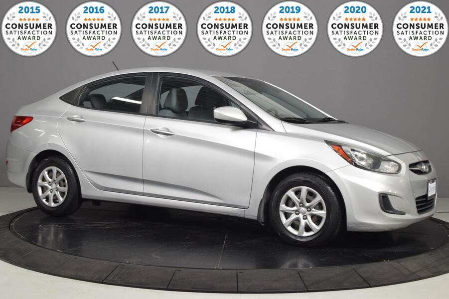 2013_Hyundai_Accent_GLS_ Glendale Heights IL