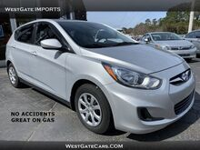 2013_Hyundai_Accent_GS_ Raleigh NC