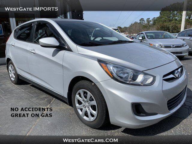 2013 Hyundai Accent GS Raleigh NC