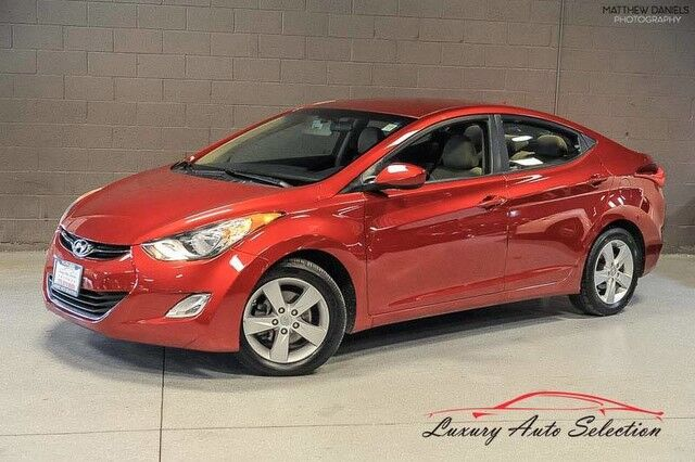 2013 Hyundai Elantra GLS 4dr Sedan Chicago IL