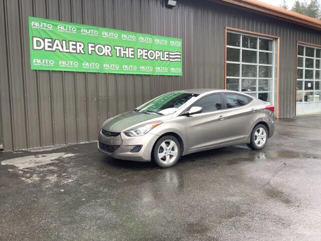 2013 Hyundai Elantra GLS A/T Spokane Valley WA