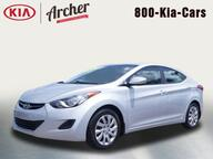 2013 Hyundai Elantra GLS Houston TX