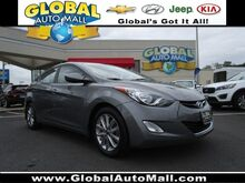 2013_Hyundai_Elantra_GLS PZEV_ North Plainfield NJ