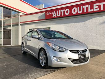 2013_Hyundai_Elantra_Limited_ Richmond KY