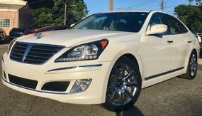 2013_Hyundai_Equus_Ultimate_ Charlotte and Monroe NC