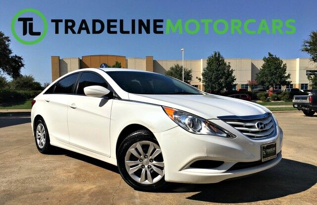 Marvelous 2013 Hyundai Sonata GLS LEATHER, BLUETOOTH, ECO, AND MUCH MORE!!!  CARROLLTON TX 25725853