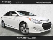 2013_Hyundai_Sonata Hybrid_Limited_ Kansas City KS