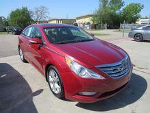 2013_Hyundai_Sonata_Limited Auto_ Houston TX