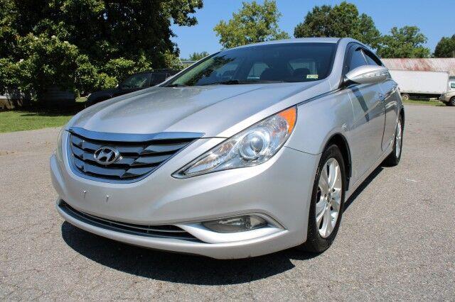 2013 Hyundai Sonata Limited Richmond VA