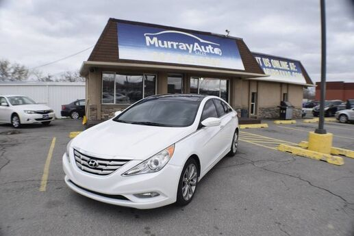 2013 Hyundai Sonata Limited w/Wine Int Murray UT