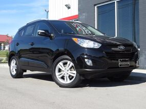 Hyundai Tucson GLS AWD 2013