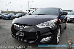 2013_Hyundai_Veloster_/ 6-Spd Manual / Panoramic Sunroof / Dimension Speakers / Bluetooth / Cruise Control / 37 MPG / Only 45K Miles_ Anchorage AK