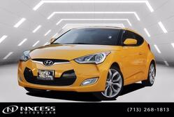 Hyundai Veloster w/Gray Int Low Miles Extra Clean! 2013