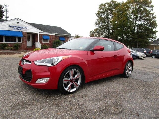 2013 Hyundai Veloster W Gray Int Richmond Va 26973547