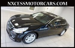 2013_INFINITI_G37 Sedan_Journey BACK-UP CAM COOLED/HEATED SEATS CLEAN CARFAX._ Houston TX