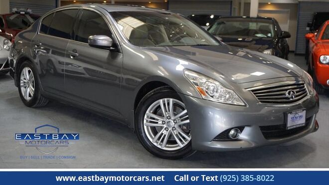 2013_INFINITI_G37 Sedan_Journey_ San Ramon CA