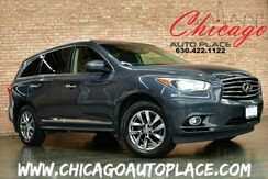 2013_INFINITI_JX35_AWD NAVI TOP VIEW CAMERAS HEATED LEATHER REAR TV'S 3RD ROW KEYLESS GO_ Bensenville IL