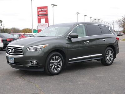 2013_INFINITI_JX35_Base_ Inver Grove Heights MN