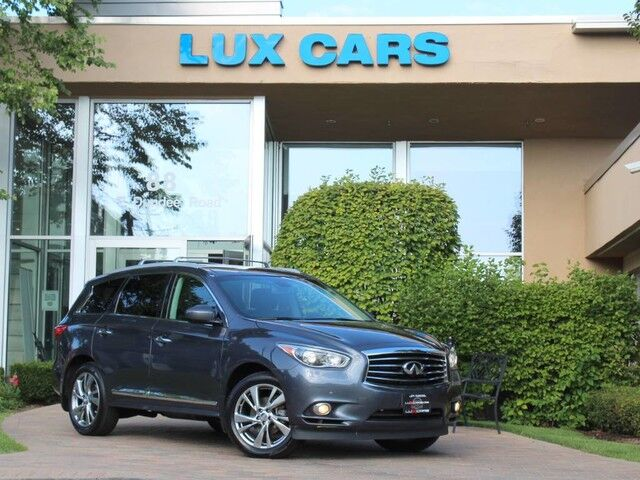 2013_INFINITI_JX35_NAV REAR DVD TECH 4WD MSRP $57,825_ Buffalo Grove IL