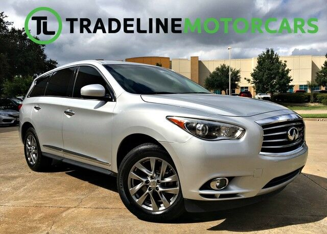 2013 Infiniti Jx35 Tech Pkg Sunroof 1 Owner And Much More