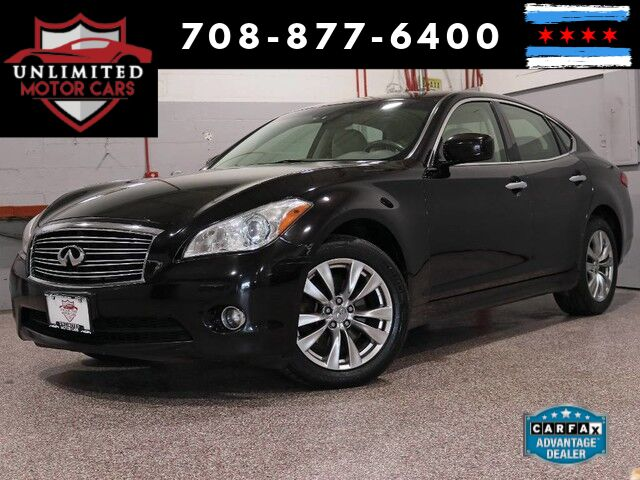2013 INFINITI M37 AWD Bridgeview IL