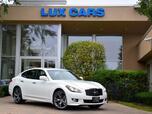 2013 INFINITI M37 Sport Premium Nav AWD MSRP $59,670