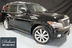 INFINITI QX56 4WD / Over $3000 in Options/ One-owner/ Rear DVD/ Third Row Seat 2013