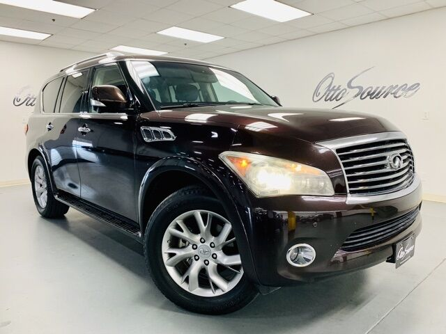 2013 INFINITI QX56 Base Dallas TX