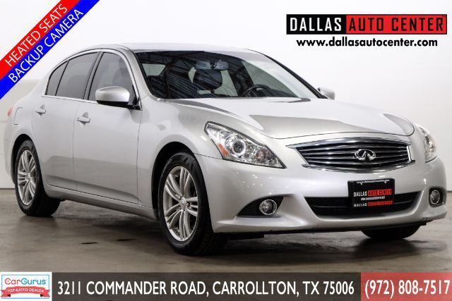 2013 Infiniti G Sedan 37 Journey Carrollton TX