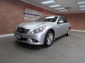Infiniti G37 Sedan x Navigation 2013