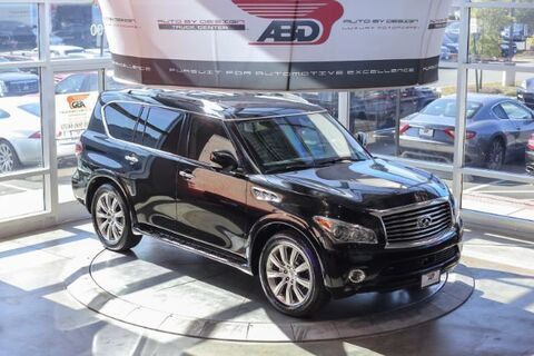 2013_Infiniti_QX56_4WD_ Chantilly VA