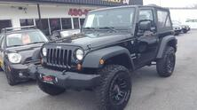 JEEP WRANGLER SPORT 4X4, AUTOCHECK CERTIFIED, LIFTED, 16