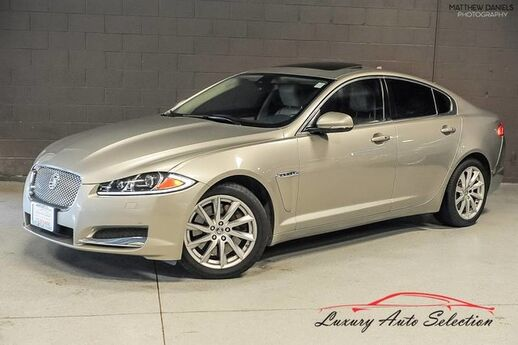2013 Jaguar XF 4dr Sedan Chicago IL