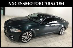 Jaguar XJ XJL Supercharged PANO-ROOF MERIDIAN AUDIO 2013