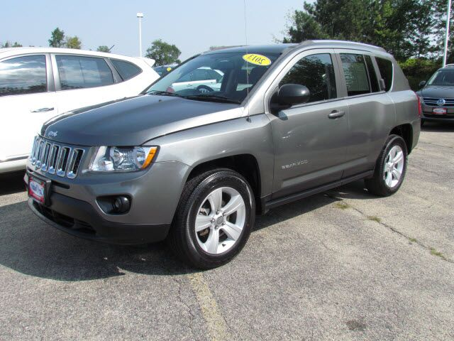 2013 jeep compass latitude sport utility 4d milwaukee wi. Black Bedroom Furniture Sets. Home Design Ideas