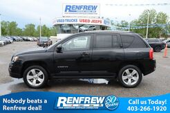 2013_Jeep_Compass_North 4WD, Satellite Radio, Bluetooth_ Calgary AB