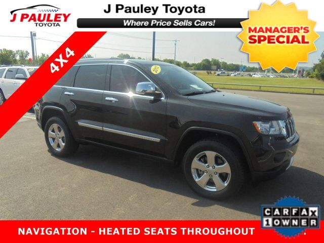 2013 Jeep Grand Cherokee Limited Fort Smith AR ...