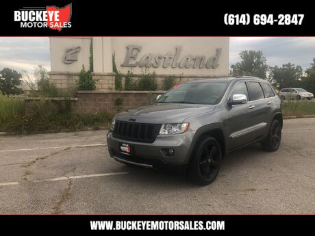 2013 Jeep Grand Cherokee Overland Columbus OH