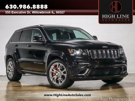 2013_Jeep_Grand Cherokee_SRT8 Alpine_ Willowbrook IL