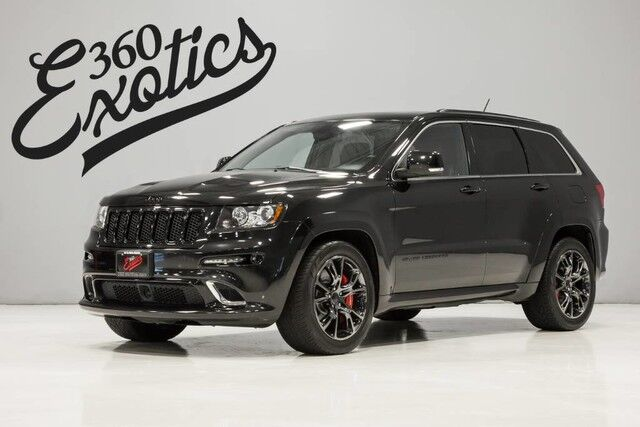 2013_Jeep_Grand Cherokee_SRT8_ Austin TX