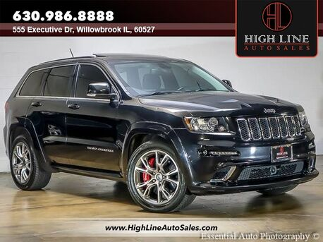 2013_Jeep_Grand Cherokee_SRT8_ Willowbrook IL