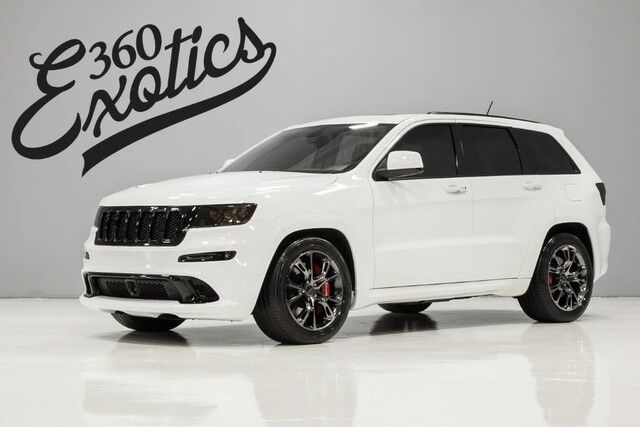 2013_Jeep_Grand Cherokee_Supercharged SRT-8_ Austin TX