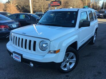 2013_Jeep_Patriot_Limited_ Worcester MA
