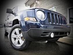2013_Jeep_Patriot_Sport 4X4 4dr SUV Stick Shift_ Grafton WV