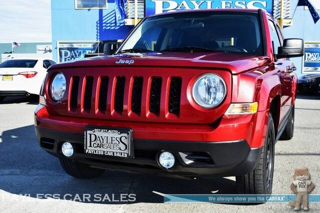 2013 Jeep Patriot Sport / 4X4 / Automatic / Cruise Control / Luggage Rack /  28 ...