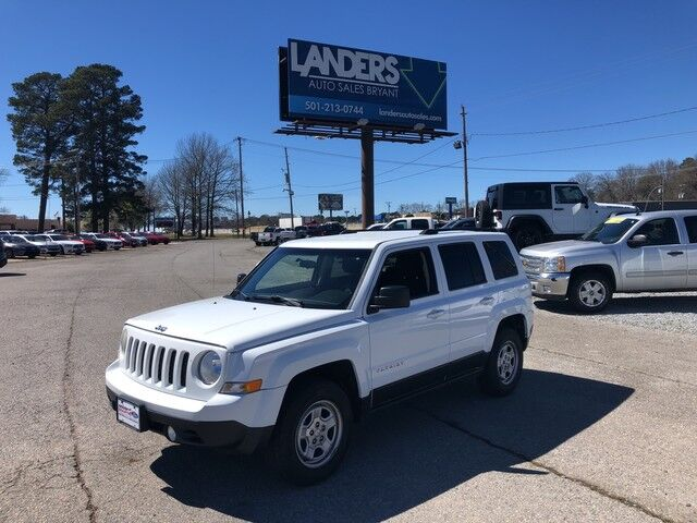 2013 Jeep Patriot Sport Bryant AR